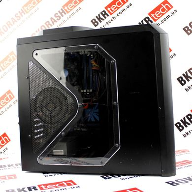 Системний блок Antec 902 / Asus P7P55D-E LX / Midi Tower / Intel core i7-1gen / DDR3-8GB / HDD-320GB / AMD Radeon HD 5770 (к.00100623)